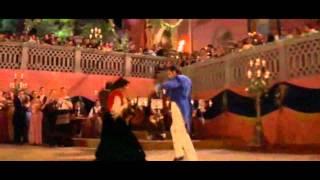 The Mask of Zorro dance scene - Alejandro & Elena