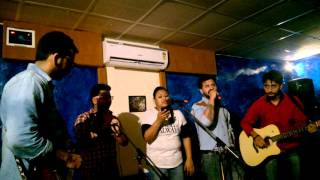 Infinite Raaga jamming session - Naina (Khoobsurat) Cover