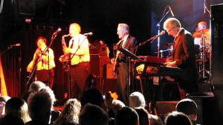 THE SONICS Have Love, Will Travel IRVING PLAZA NYC April 8 2015