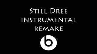 Still dre instrumental remake