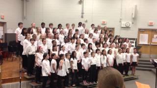 Thunder - Merion Chorus  & Chimes Ensemble Spring Concert