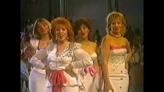 "THE HORNETTES - ""LAST TRAIN TO SAN FERNANDO"" (1986)"