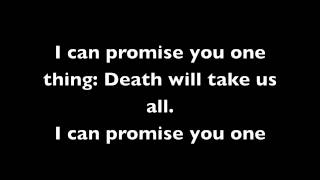 Diamonds Aren't Forever - Bring Me the Horizon [Lyrics]