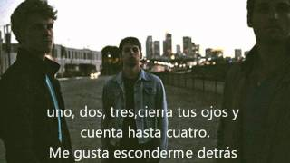 Foster the people - Don't stop (color on the walls) Traduccion en español