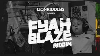 "Hip-Hop/Reggae Instrumental - ""Fyah Blaze"""