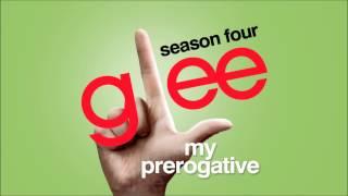 My Prerogative - Glee [HD Full Studio]