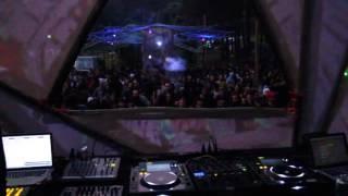 Mubali live (Parvati Records) @ Cosmic Samadhi - Sao Paolo, Brasil