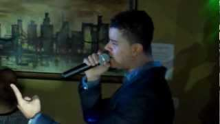 Denis Graça Live with Caboribbean Fusion At Metric Bar and Grill