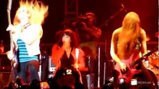 The Iron Maidens - The Trooper (Live in Jakarta, 5 April 2012)