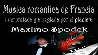 MUSICA INSTRUMENTAL DE FRANCIA, LOS PARAGUAS DE CHERBURGO , EN PIANO ROMANTICO Y ARREGLO MUSICAL