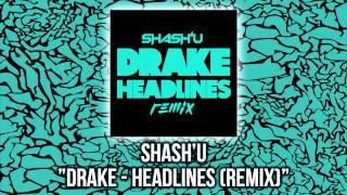 Drake   Headlines Shash'u Remix   Les Twins