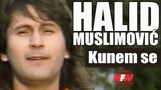 Halid Muslimovic - Kunem se - (Official Video 1989) HD