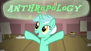 "Anthropology ""ANIMATED PMV"""
