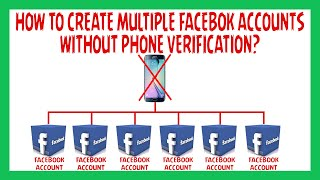 How to create multiple facebook accounts with one phone