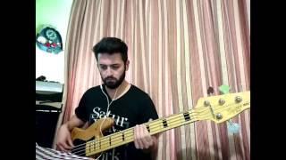 Sera llena la tierra (la cosecha) -  Marco Barrientos (bass cover)