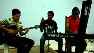 Banda Plenitude-Nathan cantando S.F.X