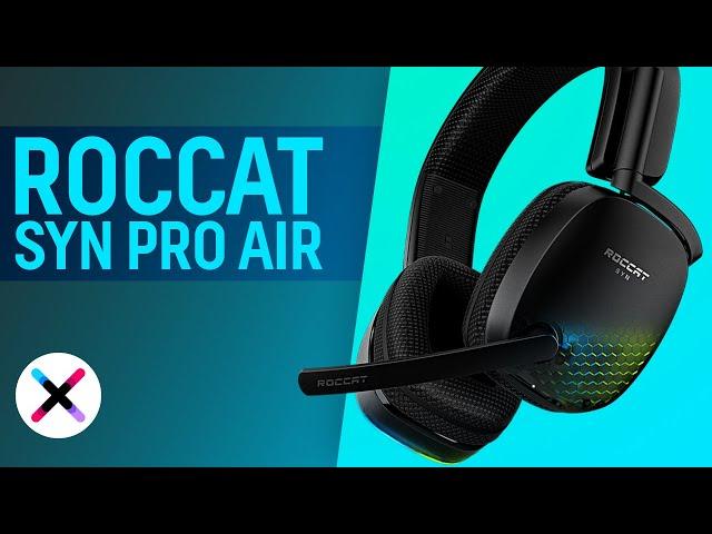 PRAWIE DOSKONAŁE? 🎧 | Test, recenzja słuchawek Roccat SYN Pro Air