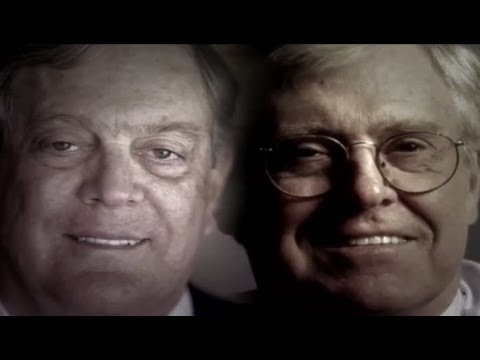 """Koch Brothers and the Road to """"Citizens United"""""""