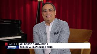 Gilberto Santa Rosa en Exclusiva