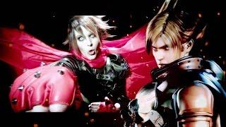 BatAAr - VREDE (Official TEKKEN 7 Music Video)   Lars Theme   Twilight Conflict Final Round
