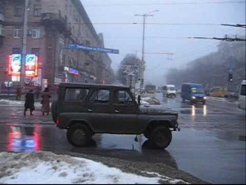 01.02.2010 Water & Winter…Zaporizhzhya,Ukraine….wmv