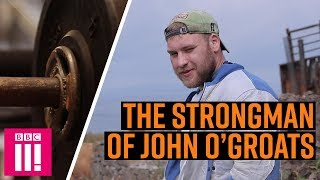 From Suicidal Thoughts to Strongman: OCD & Depression & World's Strongest Man