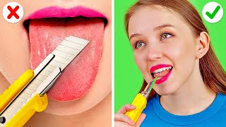 CRAZY CANDY HACKS    Sweet Hacks And Pranks With Candies You Have To Try
