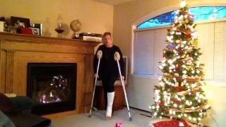 Crutch Walking Tips