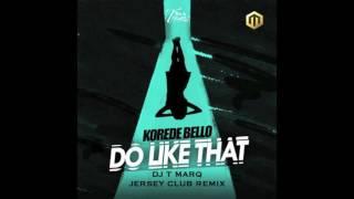 DJ T Marq ~ Do Like That Challenge (Remix)