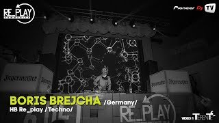 Boris Brejcha (Germany) /Techno/ ► HB Re_play @ Pioneer DJ TV