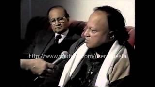 Interview   Nusrat Fateh Ali Khan