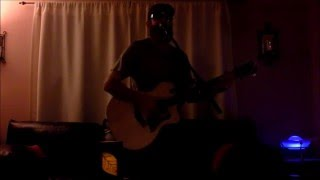 Nobody Home - Pink Floyd cover w/ Electro Harmonix B9 Organ Pedal Demo