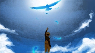[NARUTO]~Blue bird~Vers man and woman (Romaji+Vostfr)