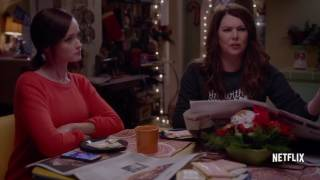 Gilmore Girls - A Year in the Life | official date announcement (2016) Netflix
