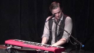 Seth Glier - Trouble with People Live @  The Stafford Palace Theater, Stafford Ct 8-16-2013