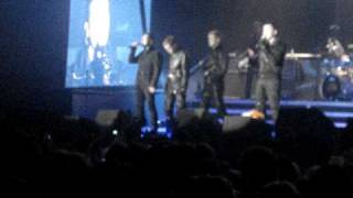 Westlife - Us Against The World Live At Liverpool Echo Arena
