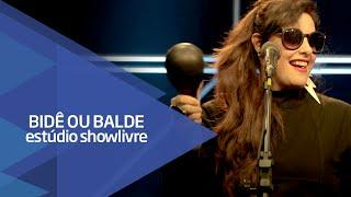 """""""Bromélias"""" - Bidê ou Balde no Estúdio Showlivre 2016"""