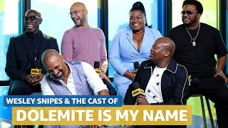 'Dolemite Is My Name' Cast Share What Eddie Murphy Was Like on Set | FULL INTERVIEW