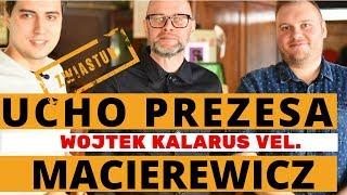 Wojciech Kalarus vel. Antoni Macierewicz (Ucho Prezesa) - zwiastun 2