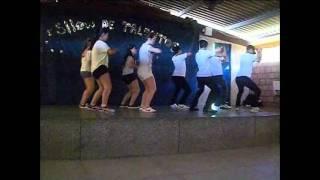 Apresentação Dança Kuduro