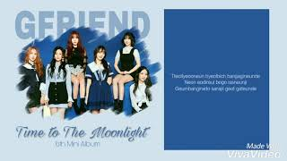 (Instrumental ) GFRIEND - TIME FOR THE MOON NIGHT (MALE KEY)