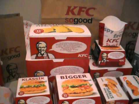 Fast Food Ambalajları [Kervanambalaj]