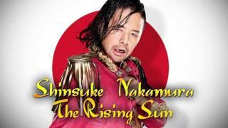 """Shinsuke Nakamura WWE Theme """"The Rising Sun"""""""
