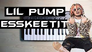 Lil Pump - ESSKEETIT ( Instrumental )