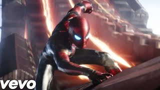 Spider-Man Homecoming - Hero - Skillet ( Road to Infinity War )