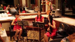 Chinese Instrumental Trio