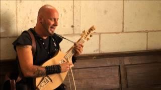 Luc Arbogast , Amazing Singer  ! Unique Chanteur Médieval.