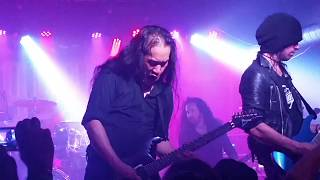 DragonForce - Through the Fire and Flames (Live @ Fubar)