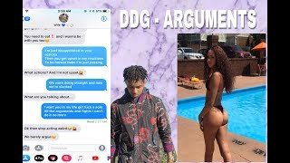 "DDG -""ARGUMENTS"" SONG LYRIC PRANK ON GIRLFRIEND GONE RIGHT!"