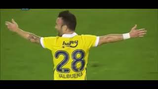 Le premier but de Valbuena avec Fenerbahçe